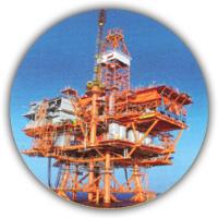 Морские буровые вышки и установки для ремонта скважин